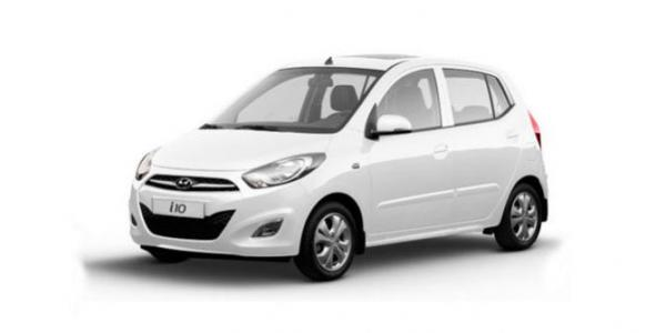 HYUNDAI i10 or similar 1.200cc A/C